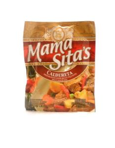 Caldereta [Spicy Sauce Mix] by Mama Sitas | Buy Online at the Asian Cookshop